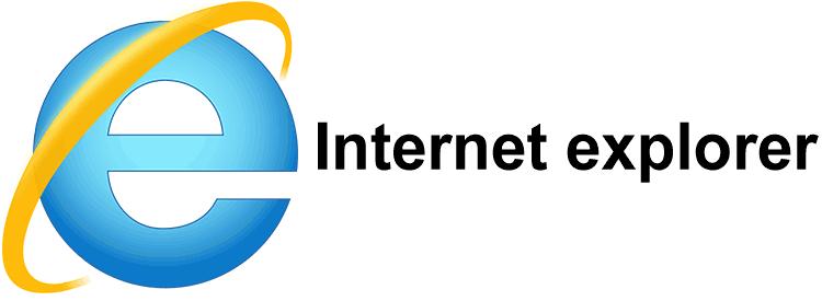 مرورگر اینترنت اکسپلورر